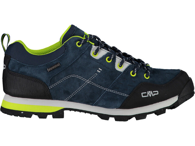 CMP Campagnolo Alcor WP Lage Trekkingschoenen Heren, blauw